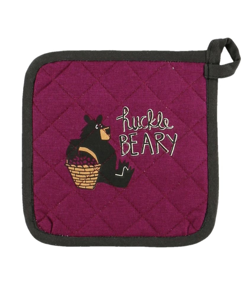 Huckle-Beary Pot Holder - Lazy One®